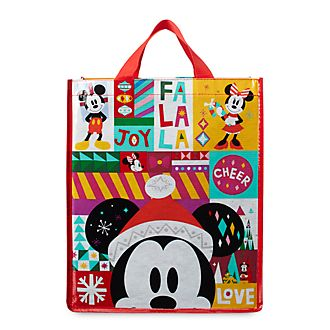 Disney Store Mickey and Friends Share the Magic Reusable Shopper, Standard