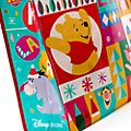 Disney Store Winnie the Pooh and Friends Share the Magic Reusable Shopper, Large