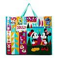 Disney Store Sac de shopping réutilisable extra large Mickey et ses amis, Share the Magic