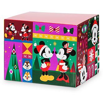 Disney Store - Share the Magic - Micky und Freunde - Geschenkbox für Becher