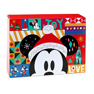 Disney Store Mickey And Minnie Mouse Share the Magic Gift Box, Large