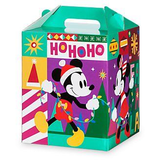 Disney Store - Share the Magic - Micky und Freunde - Geschenkbox klein
