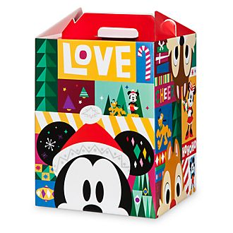 Caja de regalo grande Mickey y sus amigos, Comparte la magia, Disney Store