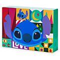 Disney Store Boîte cadeau Stitch de taille moyenne, Share the Magic