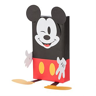 Disney Store Ensemble papier cadeau Mickey Mouse