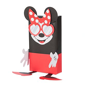 Disney Store Minnie Mouse Gift Wrap Set