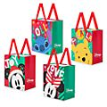 Disney Store Mickey and Friends Small Gift Bags, Set of 4