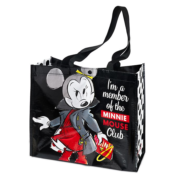 Disney Store Minnie Mouse Reusable Shopper Bag