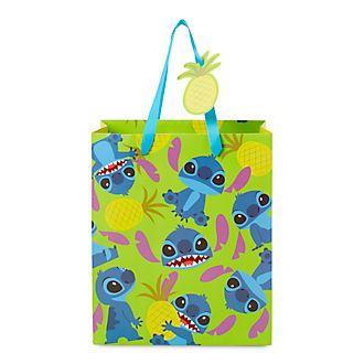 Disney Store Sac cadeau Stitch, petite taille