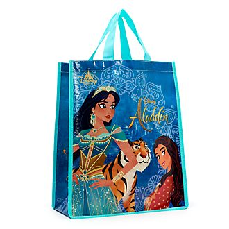 Bolsa compra reutilizable mediana Aladdín, Disney Store