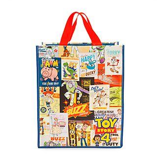 Disney Store Sac de shopping Toy Story4réutilisable, moyenne taille