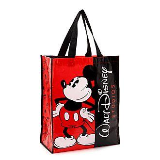 Walt Disney Studios Sac de shopping réutilisable, taille moyenne