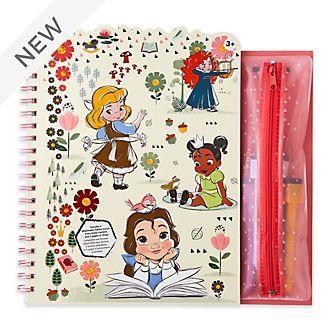 Disney Store Disney Animators' Collection Erasable Art Book