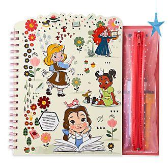 Disney Store - Disney Animators Collection - Abwischbares Malbuch
