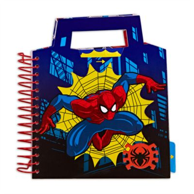 Spider-Man Fun On The Run Activity Set