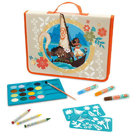 VAIANA ART KIT FOLIO Q117