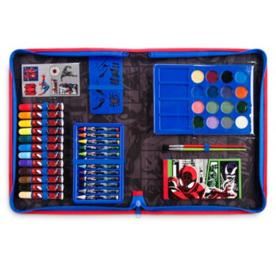Spider-Man Filled Art Pencil Case