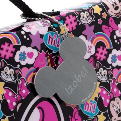Minnie Mouse And Figaro Filled Art Pencil Case
