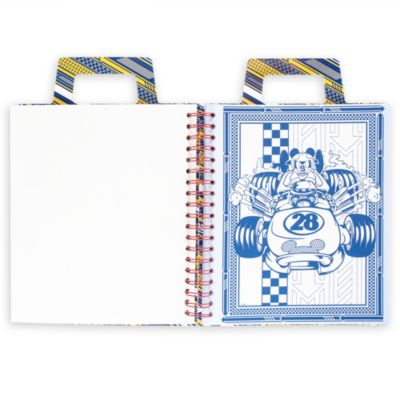 Mickey And The Roadster Racers Carry Along Activity Book