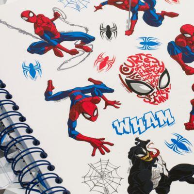 Livre d'activité transportable Marvel Ultimate à l'effigie de Spider-Man