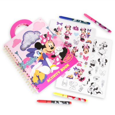 Minnie Mouse Carry Along Activity Book