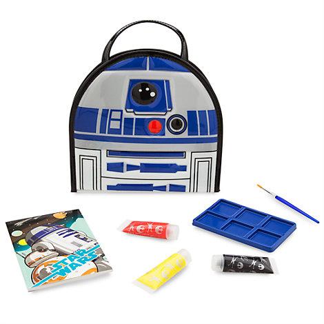 Set per pittura R2-D2, Star Wars