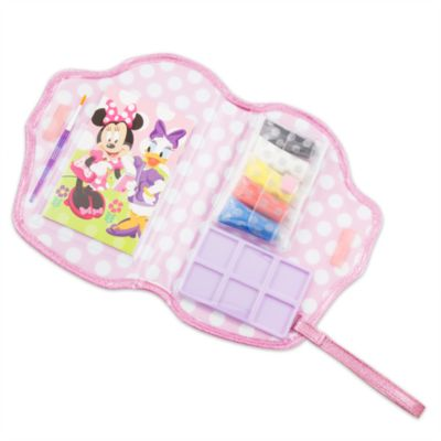 Minnie Mouse Paint Case