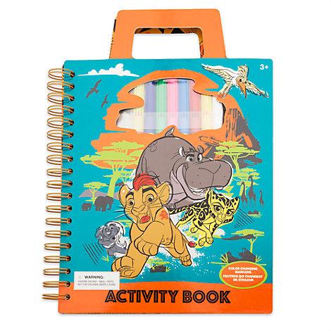 Die Garde der Löwen – Reisespielbuch