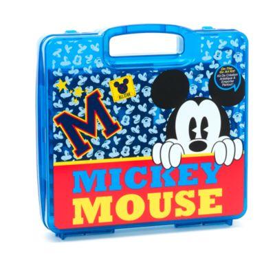 Mickey Mouse kunstsæt med 23 dele