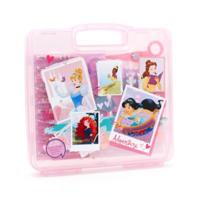 Disney Princess 23-Piece Travel Art Kit