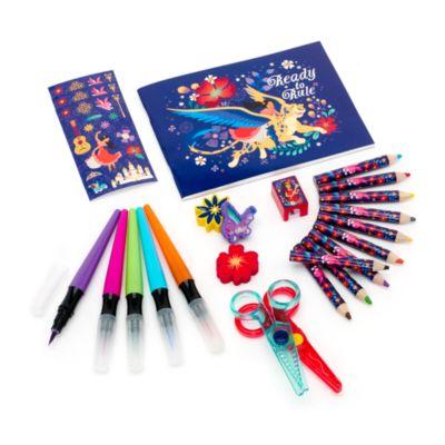 Kit da viaggio per colorare da 23 pezzi Elena di Avalor