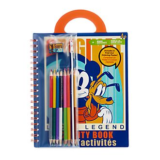 Disney Store Mickey Mouse Activity Book