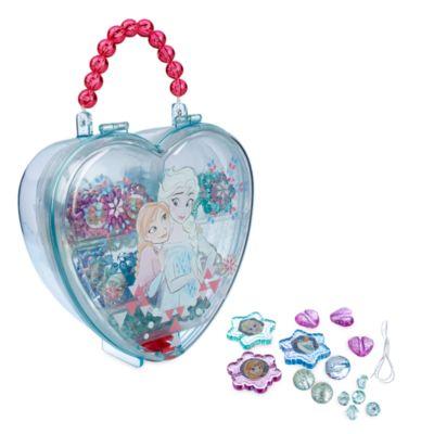 Set braccialetti dell'amicizia Frozen - Il Regno di Ghiaccio