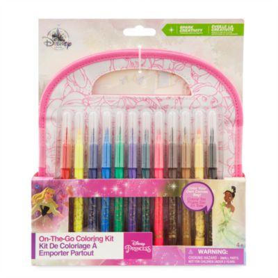 Disney Princess On-the-Go Colouring Kit