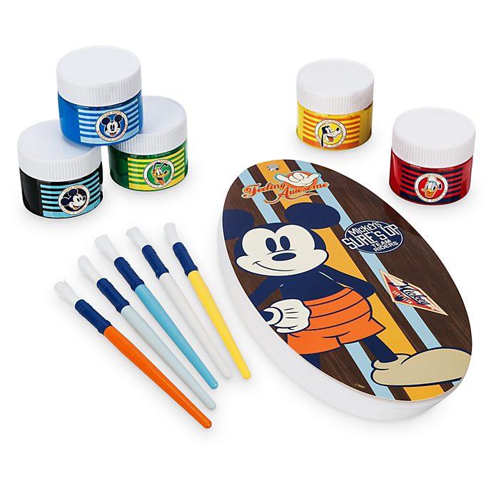Disney Store Mickey Mouse Paint Set