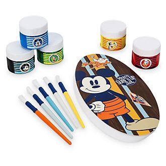 Disney Store Mickey Mouse Paint Set