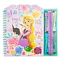Disney Store Tangled: The Series Dry Erase Colouring Book