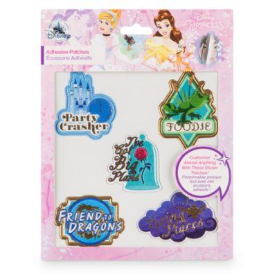 Écussons autocollants Disney Princesses