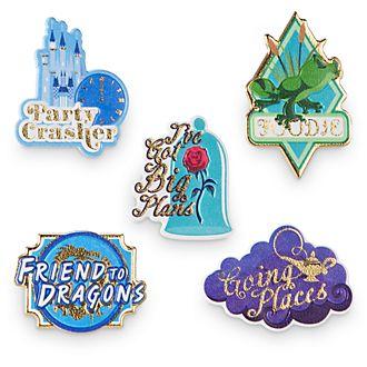 Toppe adesive Principesse Disney, Disney Store