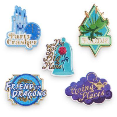 Disney Store - Disney Prinzessin - Aufnäher zum Aufkleben