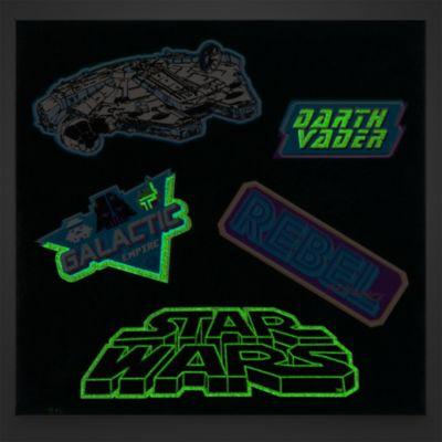 Disney Store Écussons autocollants Star Wars