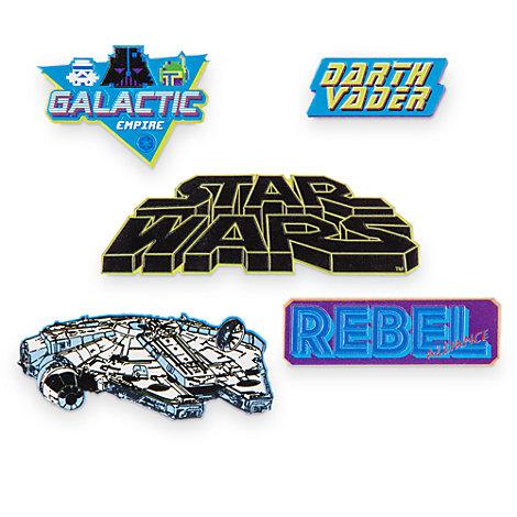 Parches adhesivos de Star Wars, Disney Store