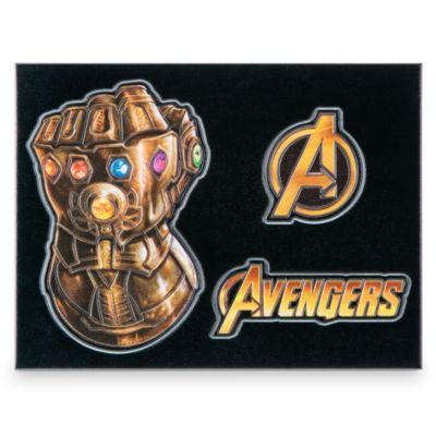 Disney Store - Avengers: Infinity War - Aufnäher zum Aufkleben