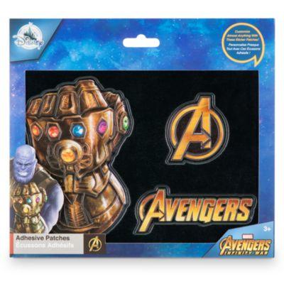 Parches adhesivos Vengadores: Infinity War, Disney Store