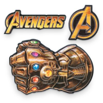 Disney Store Avengers: Infinity War Adhesive Patches