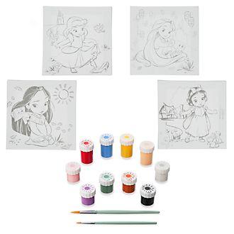 Disney Store - Disney Animators Collection - Leinwandmalset