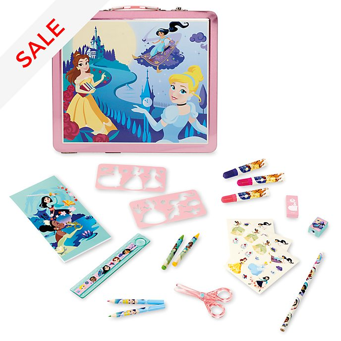 Disney Store Disney Princess Art Kit
