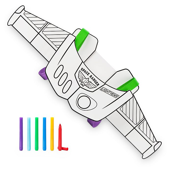 Disney Store Buzz Lightyear Create Your Own Wings Kit