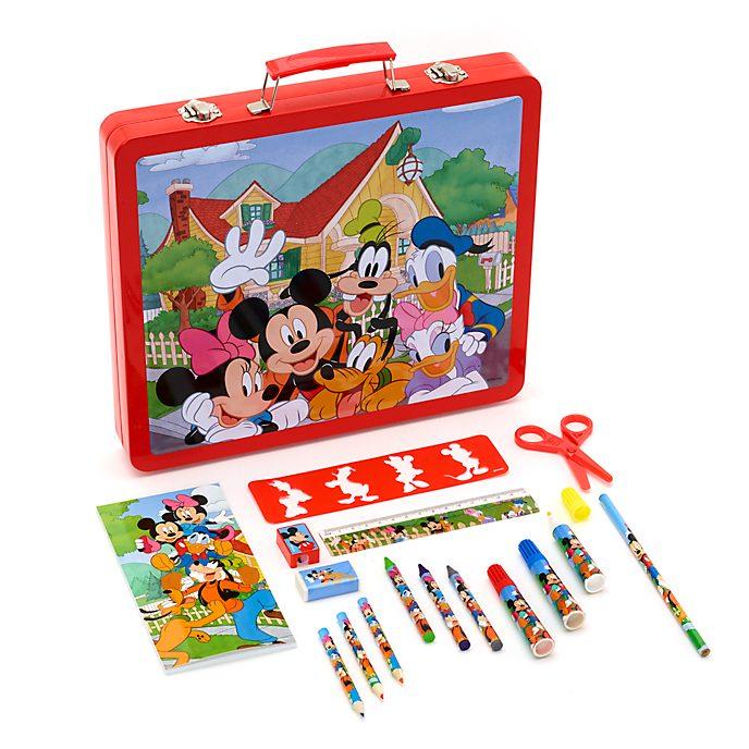 Disney Store Kit artistique Mickey et ses amis, 50pièces