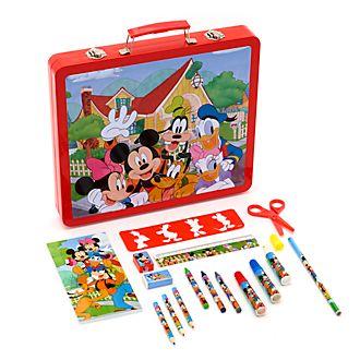 Disney Store - Micky und Freunde - Zeichenset, 50-teilig